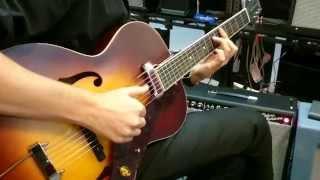 Gretsch New Yorker Archtop Guitar