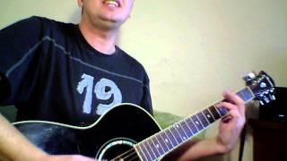 Уроки игры на гитаре.Весна(правильная версия).
