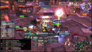 The Machine vs Heroic: Tsulong (10-man) - Monk Mistweaver PoV