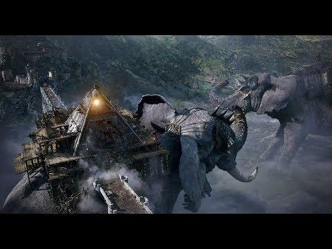 King Arthur 2017 - Opening Scene FHD - Giant Elephant