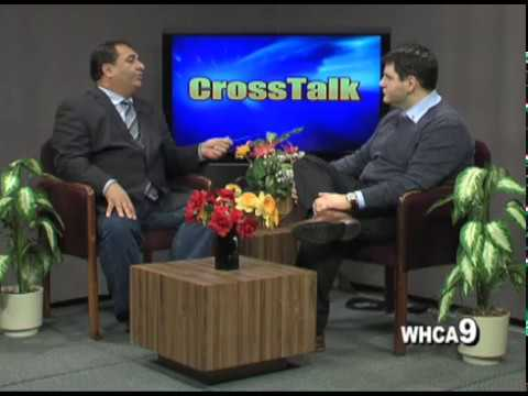 Crosstalk featuring Peter Drosos, candidate for State Representative