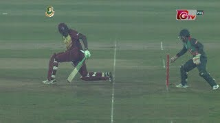 Windies's All Wickets Against Bangladesh | 2nd T20 | Windies tour of Bangladesh 2018