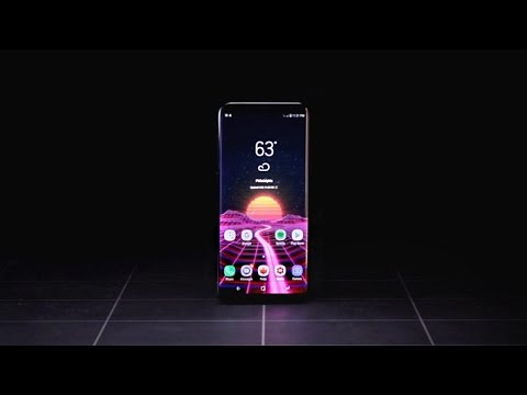 Samsung Galaxy S8: Welcome to the Future