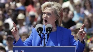 As Democrats Walk Out on Obama's TPP Deal, Where Does Presidential Candidate Hillary Clinton Stand?