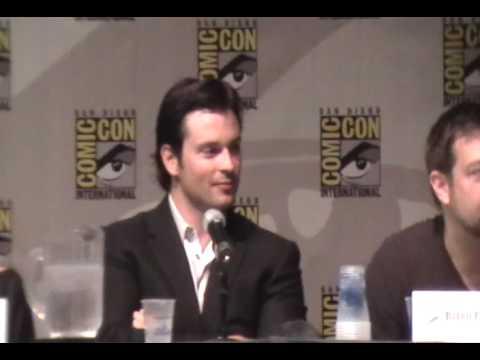 Smallville Comic Con w/ Tom Welling 2009 Part 3