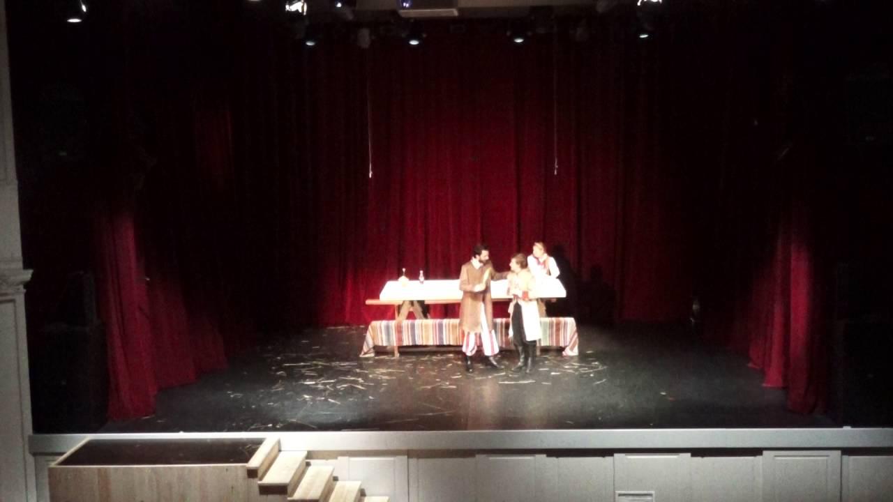 Premiera Wesele Teatr Fanum Część 2 Youtube