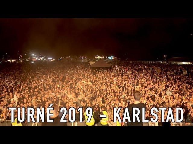 Turné 2019   Karlstad (VLOGG #60)