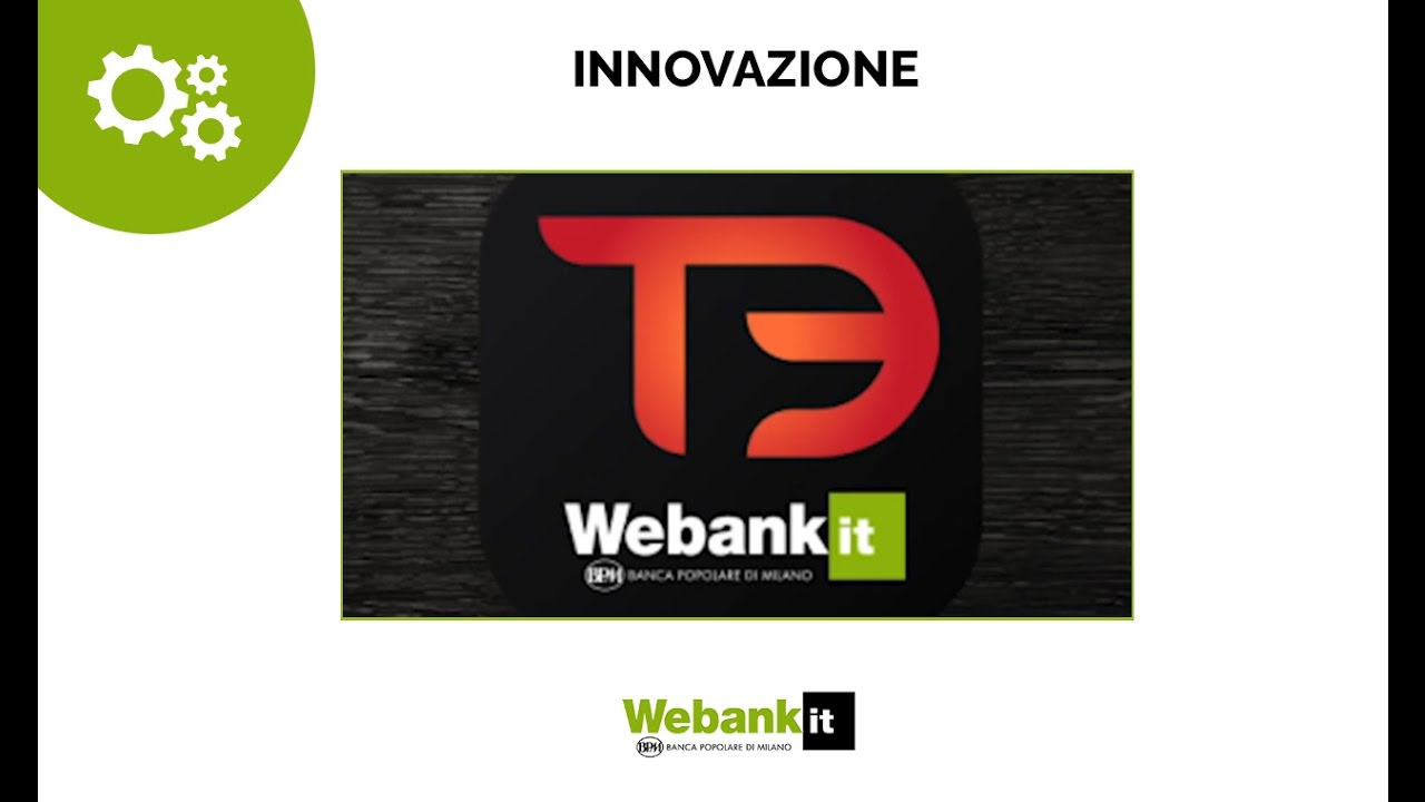 piattaforma t3 webank