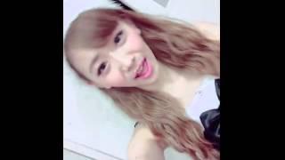 NMB48 森田彩花(あやてぃん)のセクシー黒サンタ.