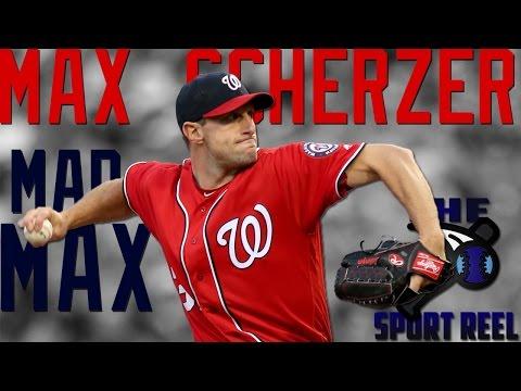 """Max Scherzer - """"Mad Max"""" (HD)"""