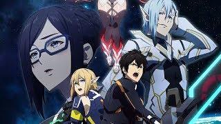 Phantasy Star Online 2: Episode Oracle  - Video di annuncio dell'anime