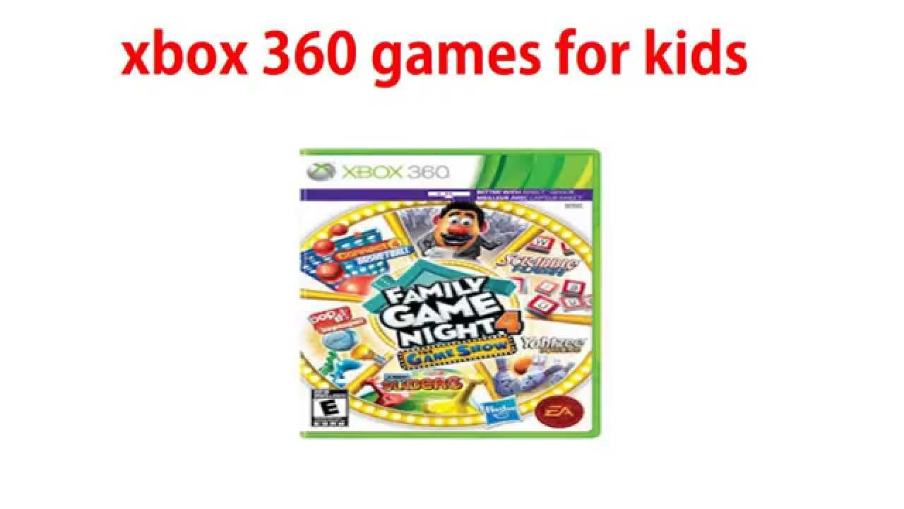 Xbox 360 Games For Kids Download Now The Best Ones Youtube