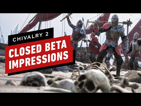 Chivalry 2 Might Be the Ultimate Melee Combat Simulator