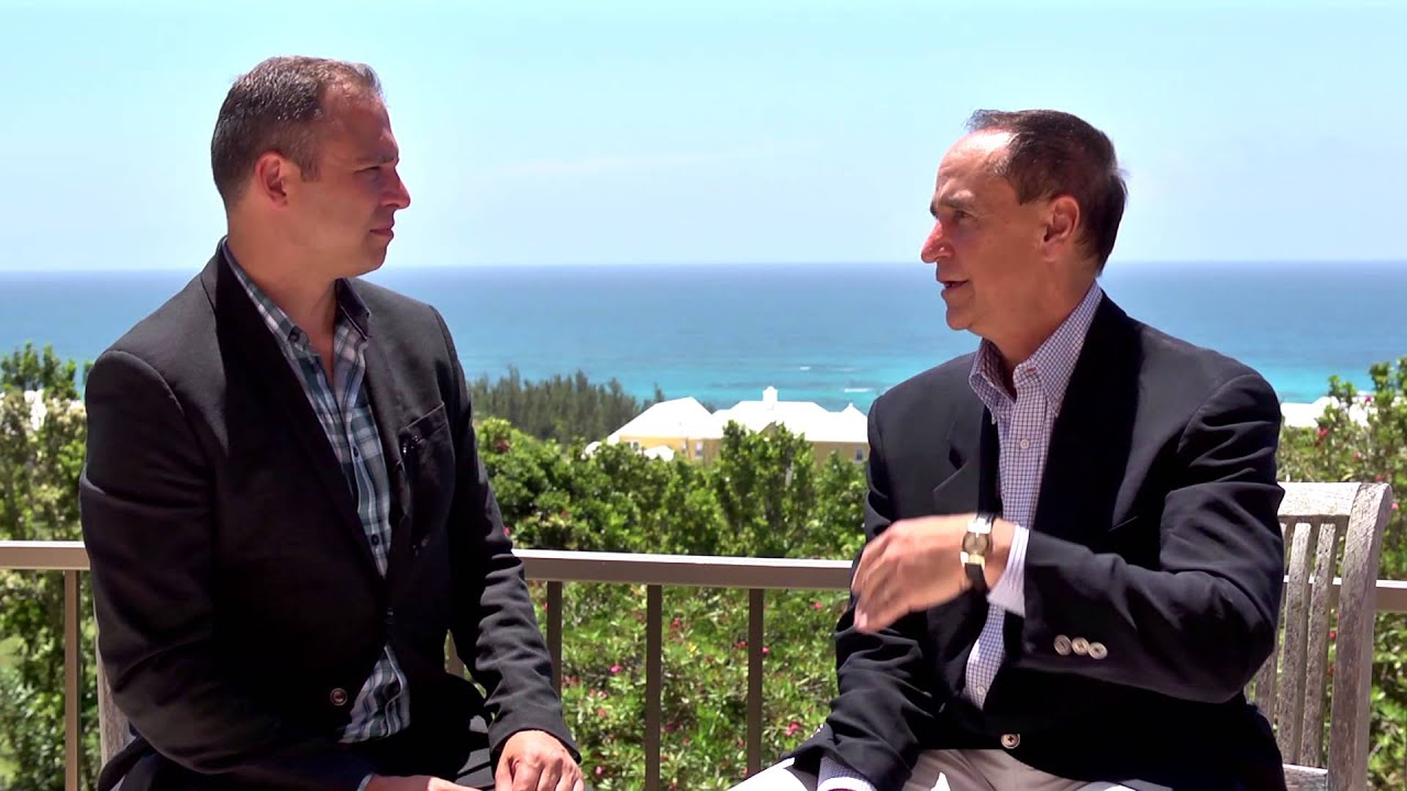 Global Fund Forum 2015 Hub Culture Bermuda with Thomas Bianco, Wavelength Asset Management