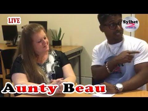 An English lady speaking fluent Sylheti | Aunty Beau Live Interview w/ MoYne Uddin Part 1