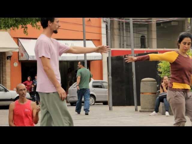 Um gostinho da Performance de  Contato Improvisação do PUM ci !!! Vídeos De Viagens