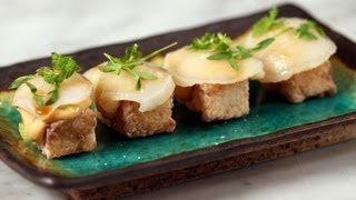 fried sushi cakes with scallops mark bittman how to cook everything