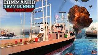 US Commando Navy Gunner War | Gameplay Trailer | Action Mobile Game
