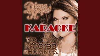 Ni un Golpe Mas (Karaoke Version)