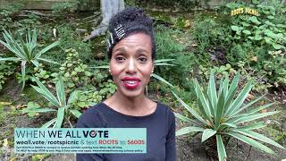 Kerry Washington – Voting PSA | 2020 Roots Picnic Virtual Experience