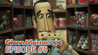 Glenn Martin, DDS - NIGHT OF THE LIVING DENTIST (Episode #5)
