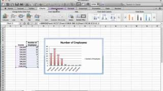 Excel Histogram on a Mac