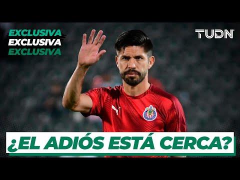 """Oribe Peralta: """"Mi futuro no está cerca de las canchas""""   TUDN"""