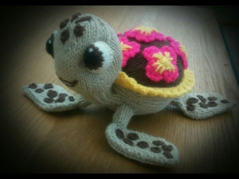 Squirt The Turtle Stash Busting Knitting Pattern On Ravelry Etsy