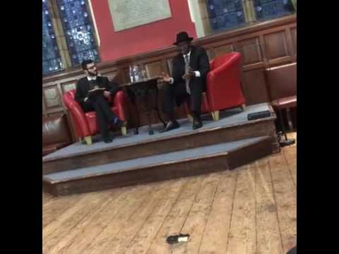 Goodluck jonathan at oxford union Q and A part 3