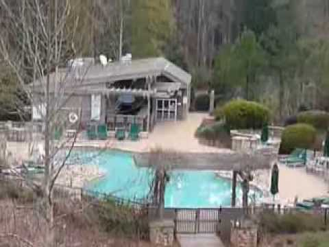 Morning View at The Lodge Spa Callaway Gardens YouTube