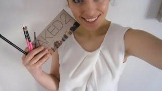 MakeUp Improvisé de Mathilde - NAKED d'Urban Decay ! ♥