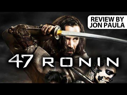 47 Ronin -- Movie Review // #JPMN #BoxOfficeBomb