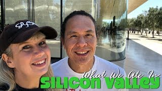 Eating Vegan in Silicon Valley: Road Trip Vlog