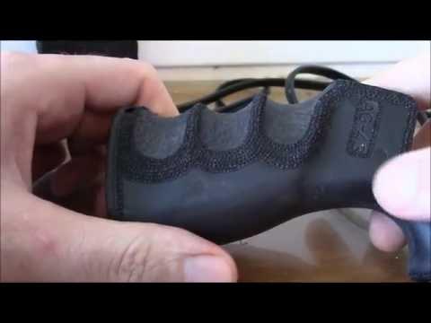 Stippling a Fab Defense AG-43 grip