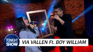 via vallen ft boy william sayang
