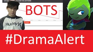 LEAFY EXPOSED for Subbotting #DramaAlert Marina Joyce & Comedyshortsgamer !