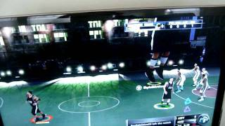 NBA 2k11 100 FT Tall My PLAYER HaCK