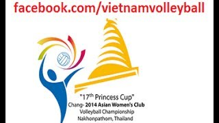 THAILAND - IRAN [2014 ASIAN WOMEN