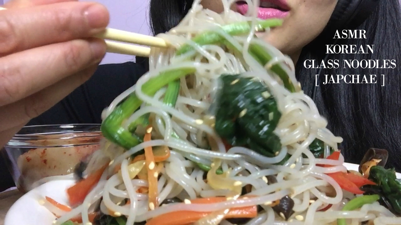 "Free Live Tv Asmr Korean Food Japchae ̞¡ì±"" Eating Sounds ˨¹ë°© Sas Asmr Asmr eating live mc chicken nuggets , big mac and french fries with sauce 빅맥으로 맥도날드 너겟 치킨 먹기. free live tv blogger"