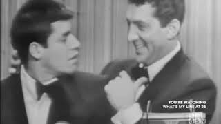 What's My Line? - LOST EPISODE CLIP! Dean Martin and Jerry Lewis (Jan 24, 1954)