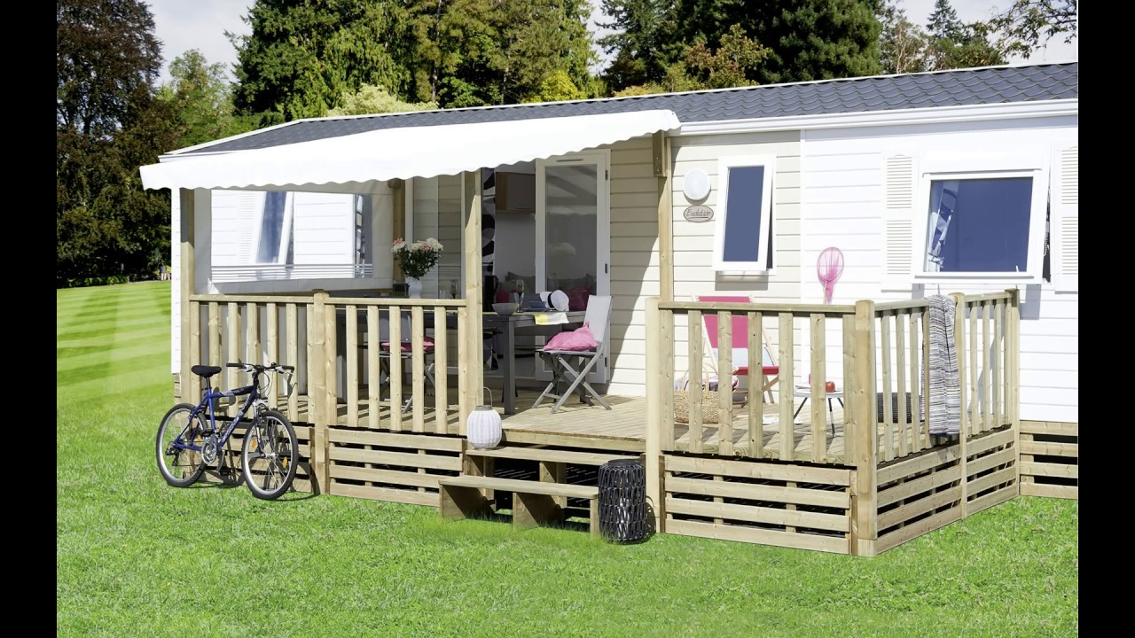 Terrasse Mobil Home Coverluxe Superluxe Clairval