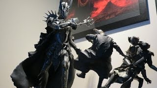 Video The Lord of The Rings: SAURON vs NUMENOREAN ARMY diorama by Sideshow (unboxing and visual tour) HD download MP3, 3GP, MP4, WEBM, AVI, FLV Juli 2018