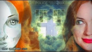 GOODBYE AMY POND (Drawing)