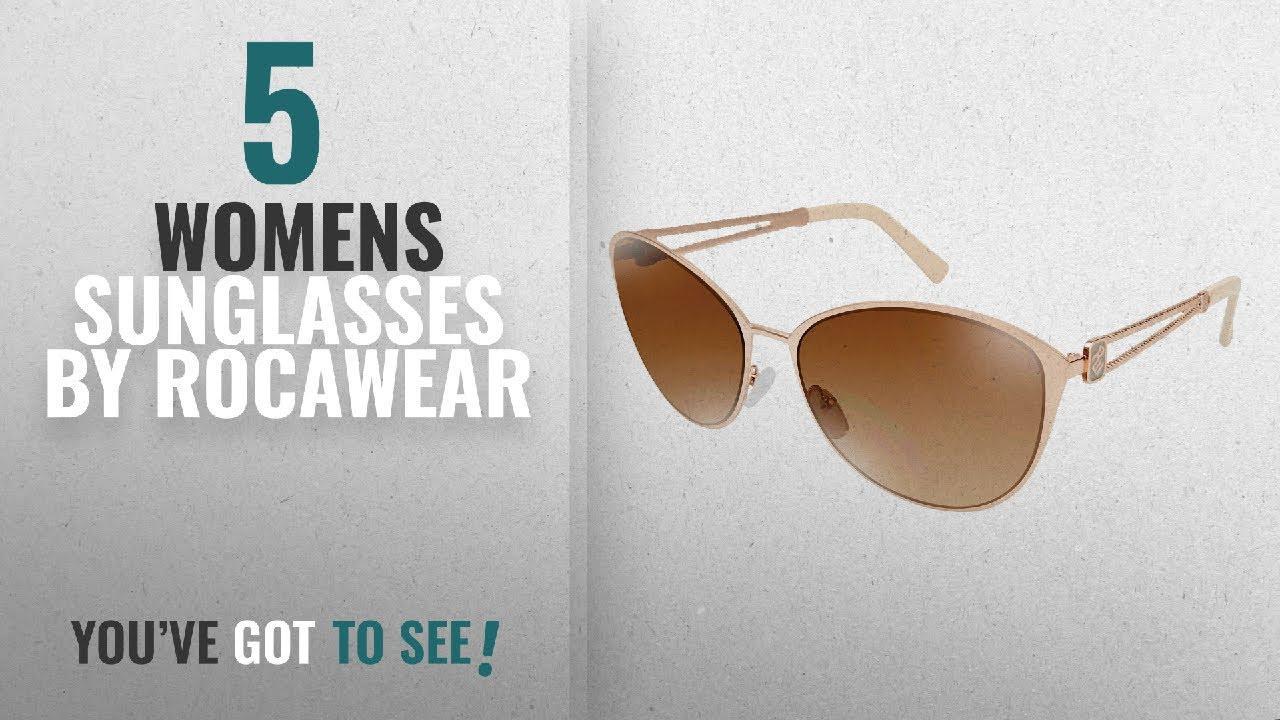 2ce1fe2ee77 Top 10 Rocawear Womens Sunglasses  2018   Rocawear Women s R591 Rgdnd  Cateye Sunglasses