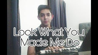 Baixar Look What You Made Me Do-Taylor Swift Cover|New Taylor Swift Song