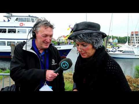 Tho & Len geven interview aan regionale omroep