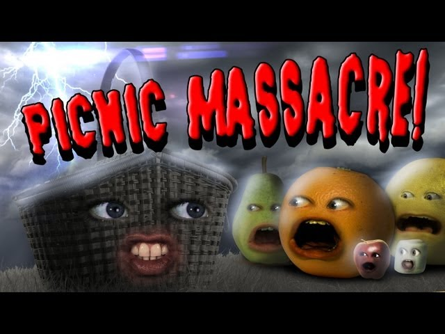 Annoying Orange - Picnic Massacre Travel Video