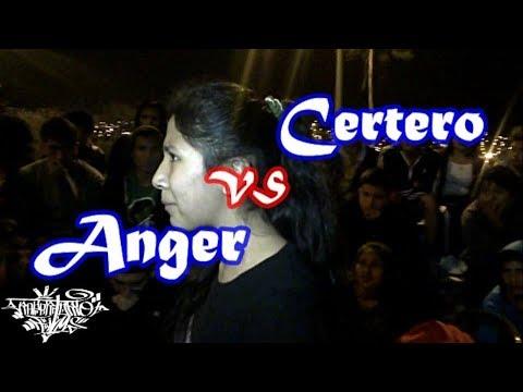 ANGER vs CERTERO (BATALLÓN) - Colectivo MonteRap 20/10/17
