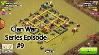 Clash of Clans - Clan War Series: 50 of the Best vs. Chronic Baters