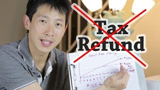 Why Getting a Tax Refund is Bad | BeatTheBush